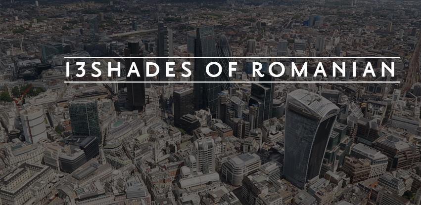 """""""Romania nu-i jucaria ta"""" pe coloana sonora a documentarului 13 Shades of Romanian"""